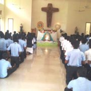 Rosary-in-Kuttur-College