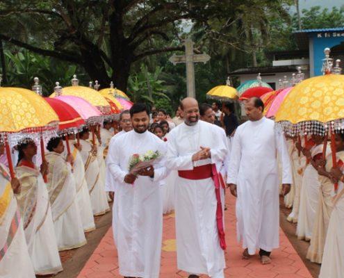 New Priest for Schoenstatt Fathers, India