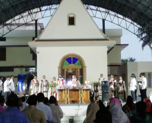 Schoenstatt Movement in India