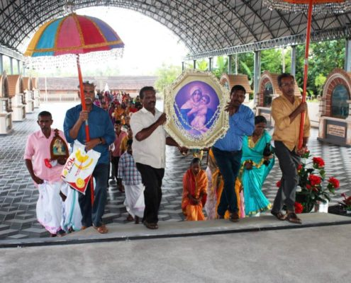 Aloor Prasadhavaranatha Schoenstatt Shrine Feast 2018